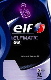 Трансмиссионное масло Elf Elfmatic G3 минеральное