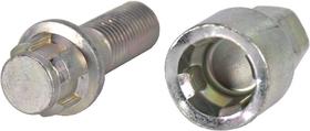 Комплект болтов-секреток с ключом Febi 27055
