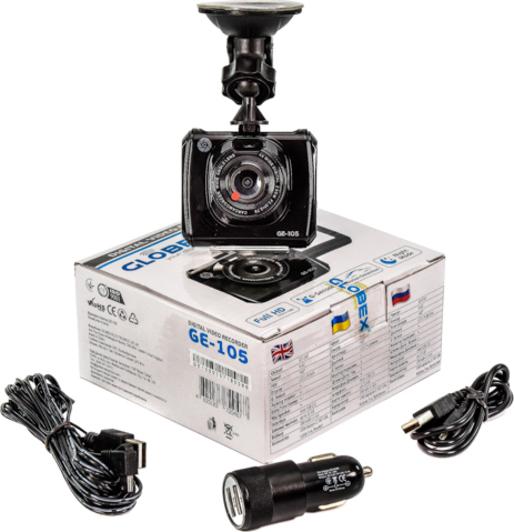 Видеорегистратор Globex GE-105 | Купить в DOK.ua