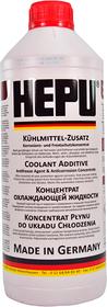 Концентрат антифриза Hepu G12 красный