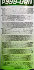 Концентрат антифриза Hepu G11 зеленый