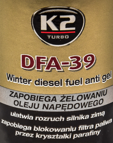 Антигель K2 Turbo DFA-39 50