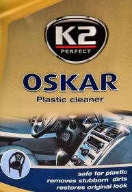 Очиститель салона K2 Plastic Cleaner 770 мл