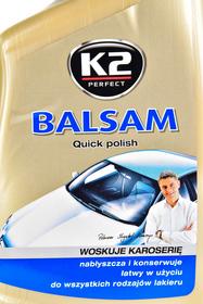 Полироль для кузова K2 Balsam