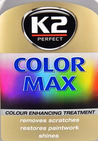 Цветной полироль для кузова K2 Color Max (Grey)