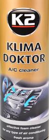 Очиститель кондиционера K2 Klima Doctor пенный