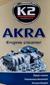 Очиститель двигателя наружный K2 Akra спрей