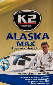 Размораживатель стекол K2 Alaska Max