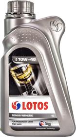 Моторное масло LOTOS 10W-40 полусинтетическое