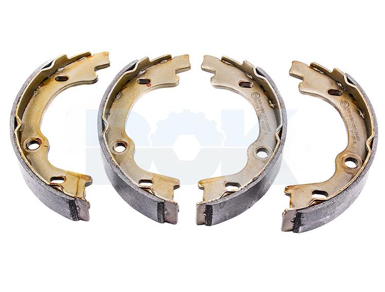 Купить Тормозные колодки, LPR 01063 Колодки ручника