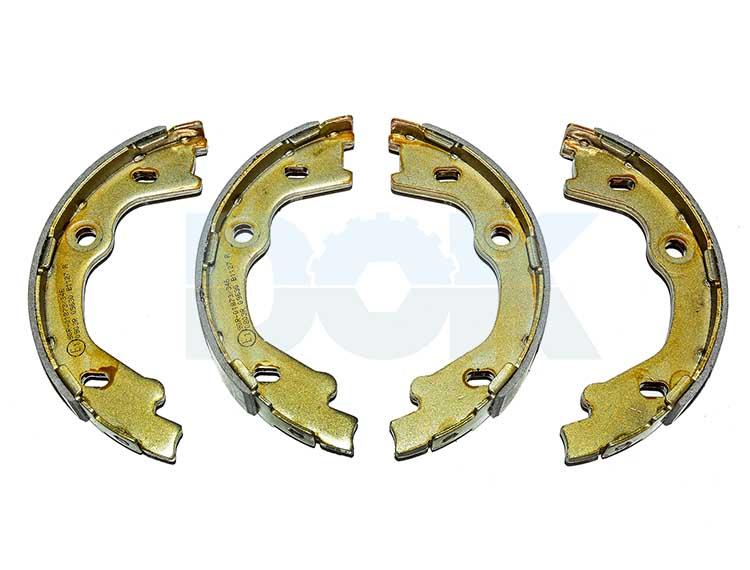 Купить Тормозные колодки, LPR 09630 Колодки ручника