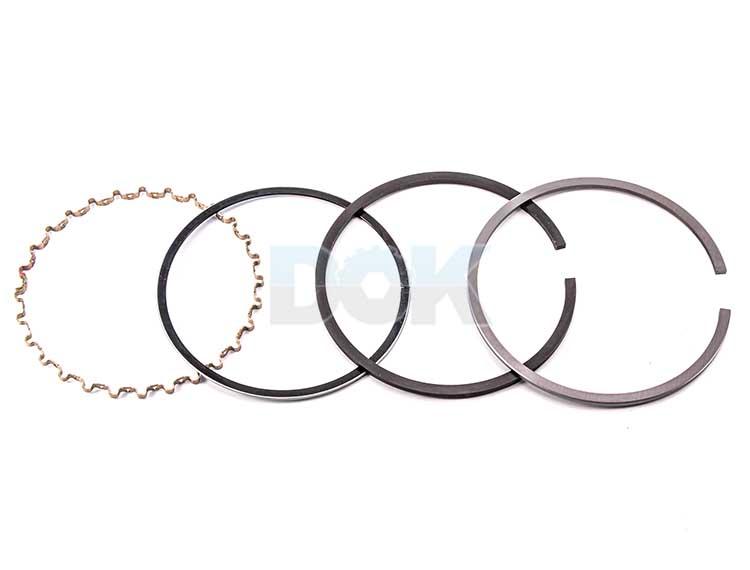 Купить Комплект поршневых колец, Mahle 01382N0
