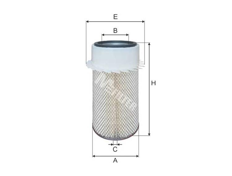 MFilter A868 Воздушный фильтр  - купить со скидкой