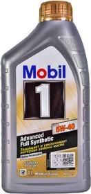 Моторное масло Mobil FS x1 5W-40 синтетическое