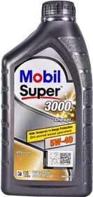 Моторное масло Mobil Super 3000 X1 Diesel 5W-40 синтетическое