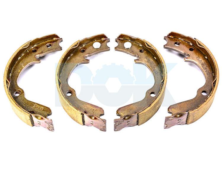 Купить Тормозные колодки, Nibk FN6704 Колодки ручника