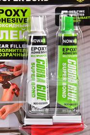 Клей Nowax Super Bond Epoxy Adhesive