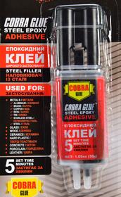 Клей Nowax Steel Epoxy