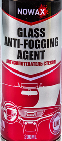 Антитуман Nowax Glass Anti-Fogging Agent NX20007 200 мл
