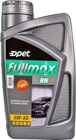 Моторное масло Opet Fullmax RN 5W-30 синтетическое