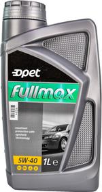 Моторное масло Opet Fullmax 5W-40 синтетическое
