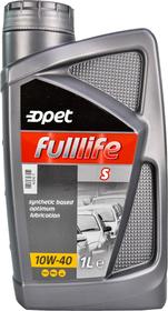 Моторное масло Opet Fulllife S 10W-40 синтетическое