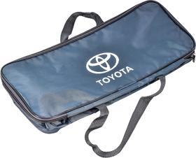 Сумка-органайзер Poputchik Toyota в багажник 03-047-1D