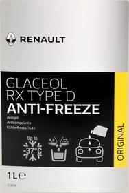 Концентрат антифриза Renault / Dacia Glaceol RX type D G11 зеленый