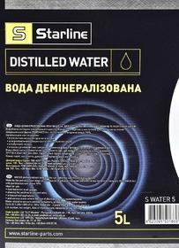 Дистиллированная вода Starline