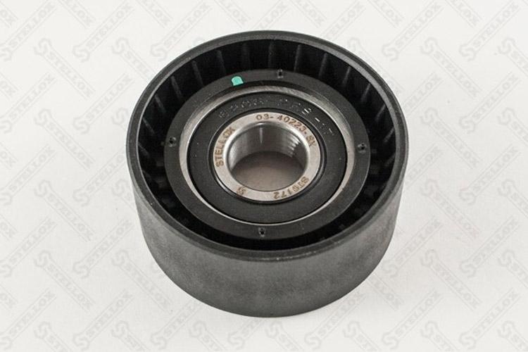 Купить Stellox 0340223SX Натяжной ролик поликлинового ремня