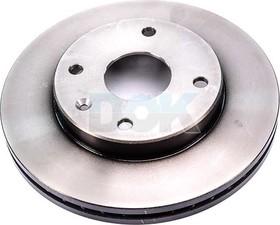 Тормозной диск TRW DF7218
