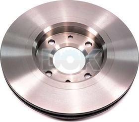 Тормозной диск TRW DF4184