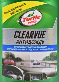 Антидождь Turtle Wax Clearvue 52887 300 мл