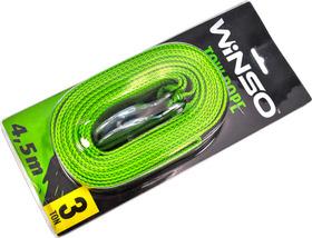 Трос буксировочный Winso 133450 лента 3 т 4,5 м
