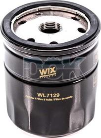 Масляный фильтр Wix Filters WL7129
