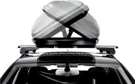 Автобокс Hapro Traxer 5.6 HP 39001 Silver Grey