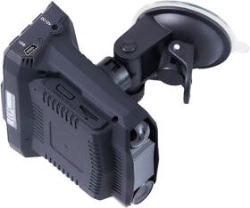 Видеорегистратор с радар-детектором Playme P200 Tetra черный