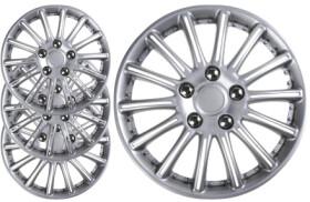 Комплект колпаков на колеса Carface Durango цвет серый