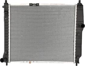 Радиатор охлаждения двигателя Ava Quality Cooling DWA2066