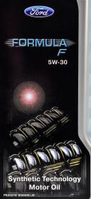 Моторное масло Ford Formula F 5W-30 синтетическое