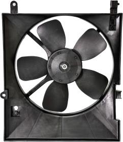 Вентилятор системы охлаждения двигателя Parts-Mall PXNAC-002
