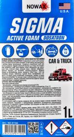 Концентрат автошампуня Nowax Sigma Active Foam Dosatron