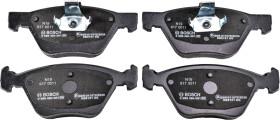 Тормозные колодки Bosch 0 986 494 001