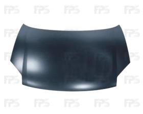 Капот двигателя FPS FP2004280