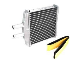 Радиатор печки Nissens 76509