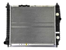Радиатор охлаждения двигателя NRF 53637