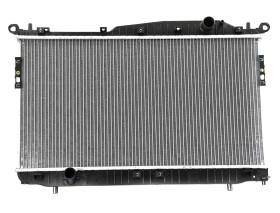 Радиатор охлаждения двигателя Luzar LRc 0576