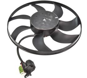 Вентилятор системы охлаждения двигателя Nissens 85748