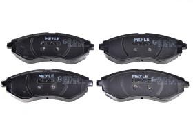 Тормозные колодки Meyle 025 239 7417