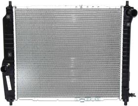 Радиатор охлаждения двигателя Nissens 61636